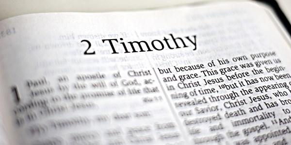 2 Timothy - header 600x300