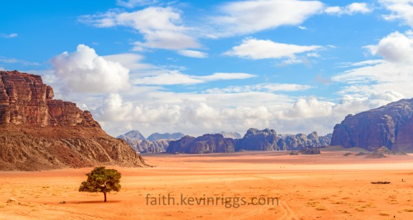 Arabian desert journey  royalty-free license purchased via Fotolia